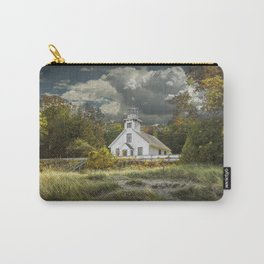 Old Mission Point Lighthouse in Early Autumn Carry-All Pouch