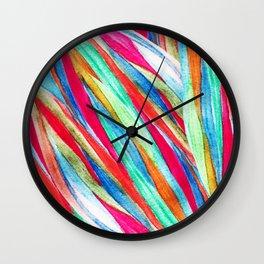 Nerine Wall Clock