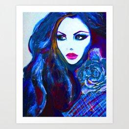 AURORA  #society6 #decor #buyart Art Print