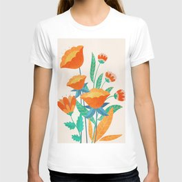 Summer Flowers I T-shirt