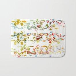 Arabesque pattern Bath Mat