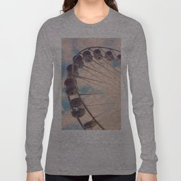 Love Wheel Long Sleeve T-shirt