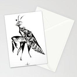 Mantis Love Stationery Cards