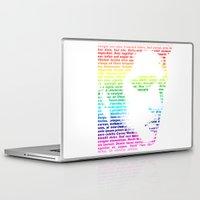 elvis Laptop & iPad Skins featuring Elvis by ron ashkenazi