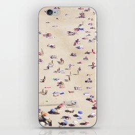 Beach Love VI iPhone Skin