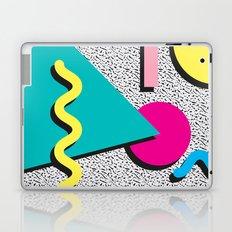 Abstract 1980's Laptop & iPad Skin