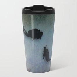 Scuba Divers Travel Mug