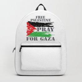 VINTAGE FREE PALESTINE Backpack