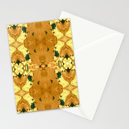 Palette Play Yellow Stationery Cards