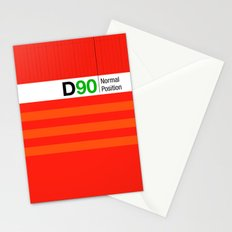 D90 Stationery Cards