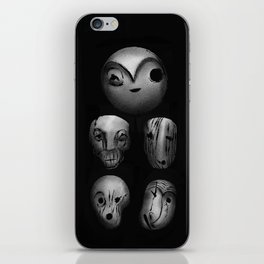 Spirits iPhone Skin