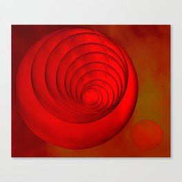 Windup Canvas Print