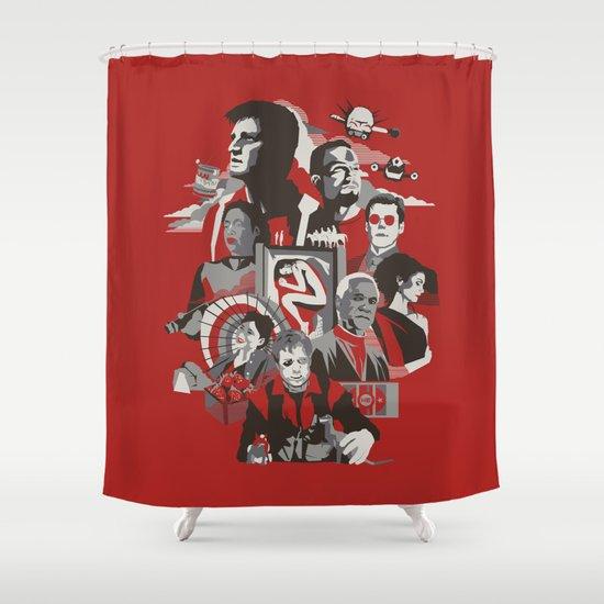 Firefly: Serenity Shower Curtain