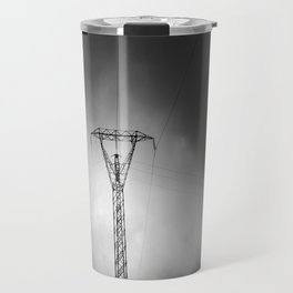 Electrical symmetries Travel Mug