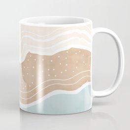 Abstract nice beach Coffee Mug