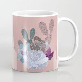 Succulents Coffee Mug