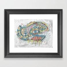 Ballenato Framed Art Print