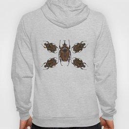 Goliath Flower Beetle Hoody