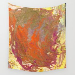 Sunset Relived Wall Tapestry