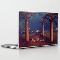 battlestar galactica Laptop & iPad Skins featuring Tiger Galactica  by Jordan Eppinette