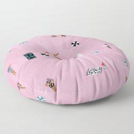 Lay down Floor Pillow