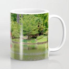 Japanese Garden Bridge Coffee Mug