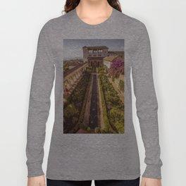 #laAlhambradeldia 114 Long Sleeve T-shirt