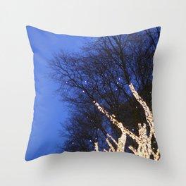 Trees #1 Throw Pillow