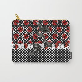 Cool Ladybugs Carry-All Pouch