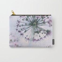 Floral Sky Carry-All Pouch