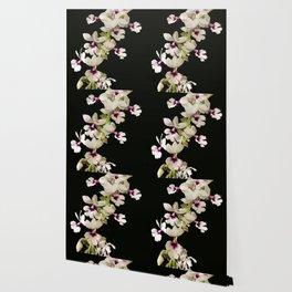 Calanthe rosea Orchid Wallpaper