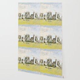 Stonehenge, England Wallpaper