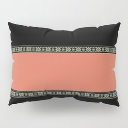 Black-coral Pillow Sham
