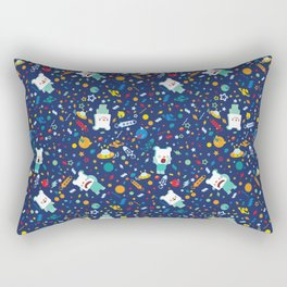 SHANHAIJING-BreadBear-HAI (Space & Aliens) Rectangular Pillow