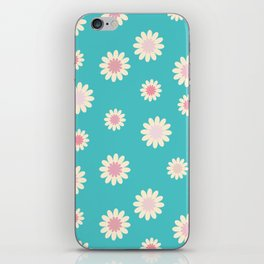 Daisies – Pink iPhone Skin