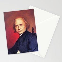 Franz Liszt, Music Legend Stationery Cards