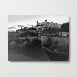 Toledo City Metal Print