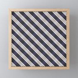 Static Movement (Patterns Please) Framed Mini Art Print