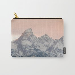 That Alpine Glow Carry-All Pouch
