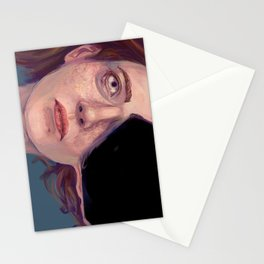 Hex Agonal Stationery Cards