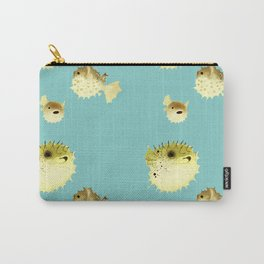 PUFFERFISH Carry-All Pouch
