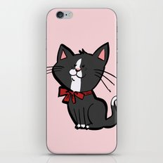 Happy Kitten iPhone & iPod Skin