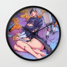 Nier: Automata 2B Wall Clock
