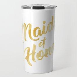 Maid of Honor Travel Mug