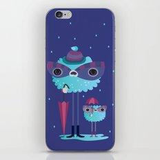 Looks like rain iPhone & iPod Skin