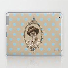 Madame Skull Laptop & iPad Skin