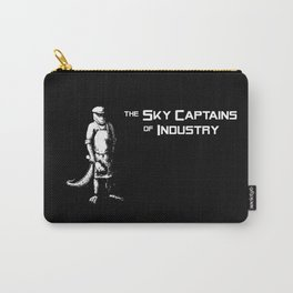 Rocket City Mutant Alligator Carry-All Pouch