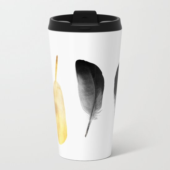 What if you're right and they're wrong? Metal Travel Mug