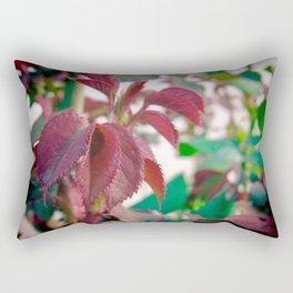 New Foliage Rectangular Pillow