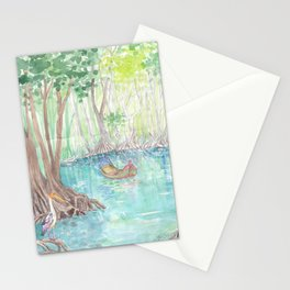 Mangrove Stationery Cards